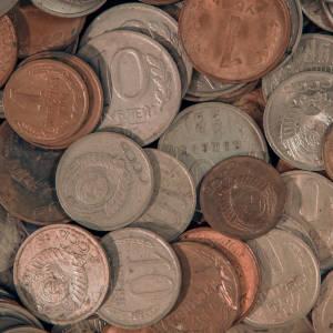 como saber el valor de una colección de monedas
