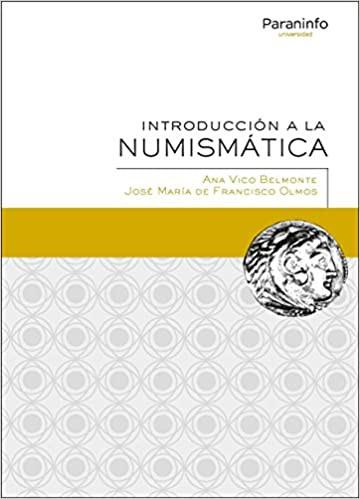 libros sobre numismática